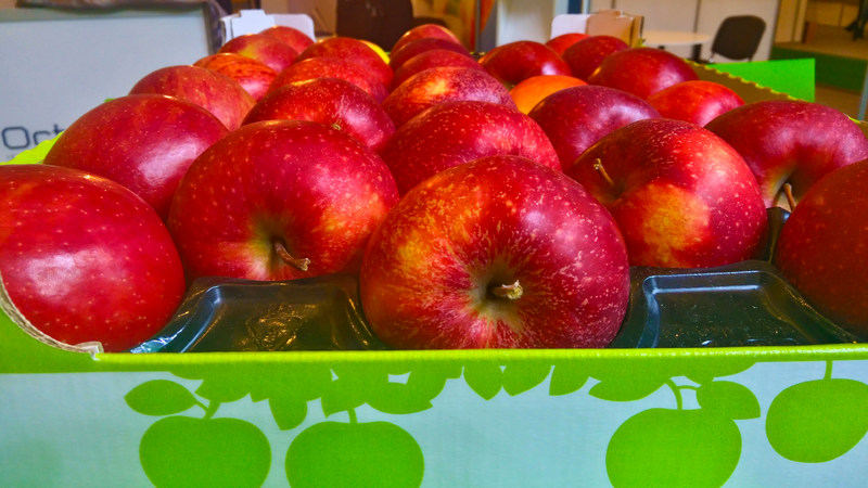 Підкладка для яблук