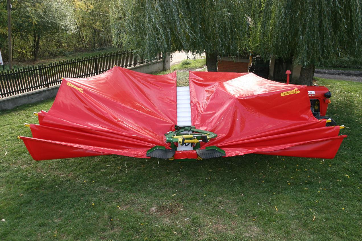 Зонт-встряхиватель для сбора вишни, сливы, фундука